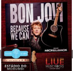 Show Bon Jovi – SP