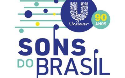 Projeto Unilever Sons do Brasil é Evento Neutro